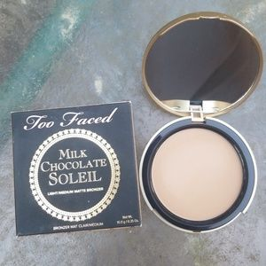 READ Too Faced Milk Chocolate Soleil Bronzer